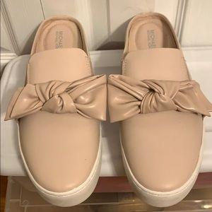 Michael Michael Kors Blush Slip On Sneakers